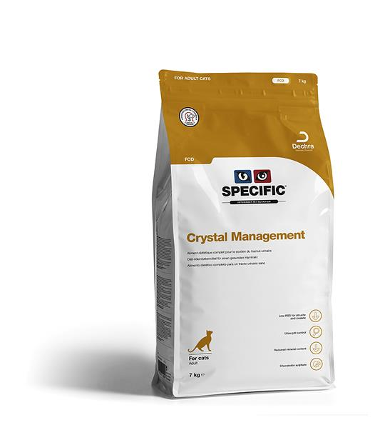 Crystal Management